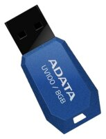 Флешнакопитель A-DATA Flash Drive 8Gb UV100 AUV100-8G-RBL {USB2.0, Blue}