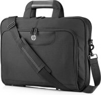 HP Сумка для ноутбука 16.1 Value Carrying Case Black Topload (QB681AA)
