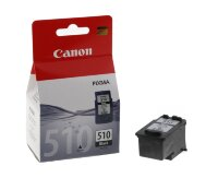 Картридж Canon PG-510Bk для PIXMA MP240, 260, 480, MX320, 330, черный, 220стр.