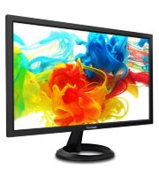 "Монитор LCD ViewSonic 21.5"" VA2261-8  черный {TN LED 5ms 1920x1080 16:9 50M:1 170°/160° 250cd 90гр/65гр D-Sub DVI}"