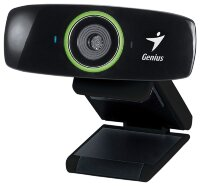 Вебкамера Genius FaceCam 2020 черный 2Mpix (1600x1200) USB2.0 с микрофоном