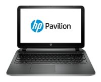 "Ноутбук HP15 15-af002ur 15.6"" 1366x768, AMD E1-6015 1.4GHz, 2Gb, 500Gb, DVD-RW, WiFi, Cam, Win8.1, черный"